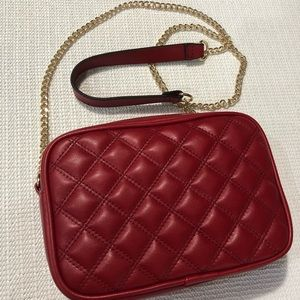H&M quilted crossbody bag